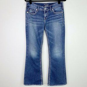 Silver Jeans Aiko Flare Jeans Pants Size 29